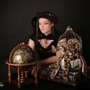 Model: Lilitha Naru