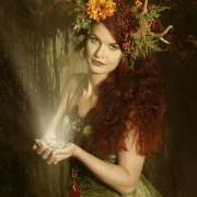 Model: Lizzy Foxx