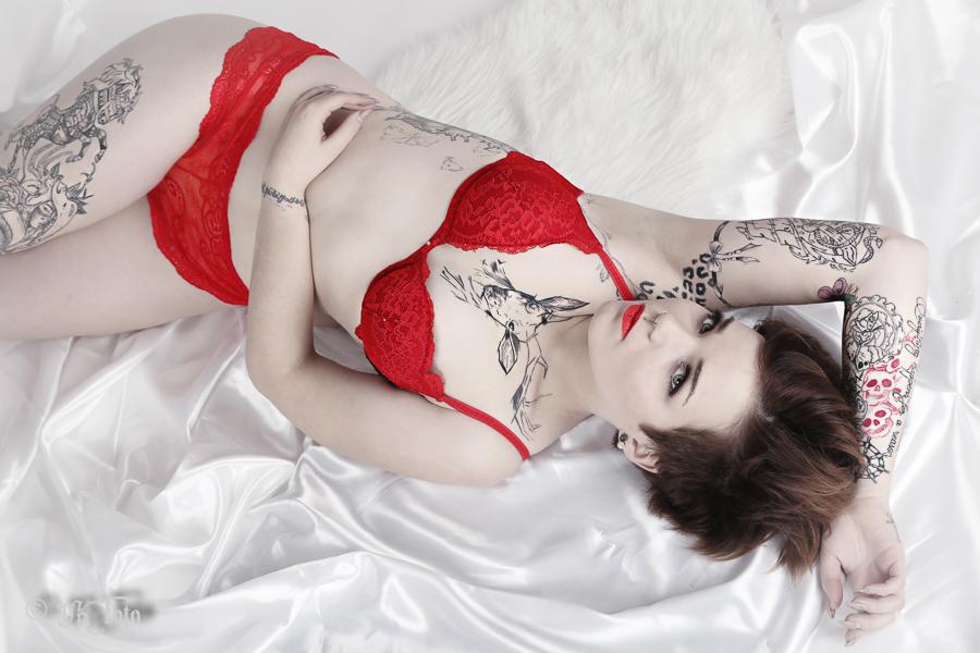 Model: Caro Lin