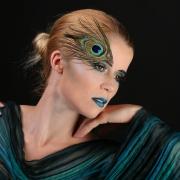 Model: Silvana Simone, MUA: Susi Kinzki