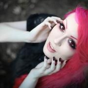Model & MUA: Sky Angelic