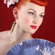 Model: Little Miss Richard